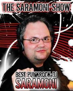 Punkshow mit Saramoni
