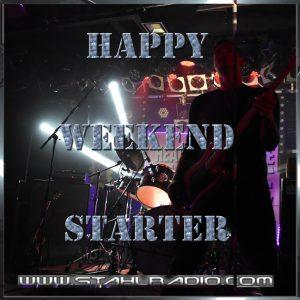 Happy Weekend Starter